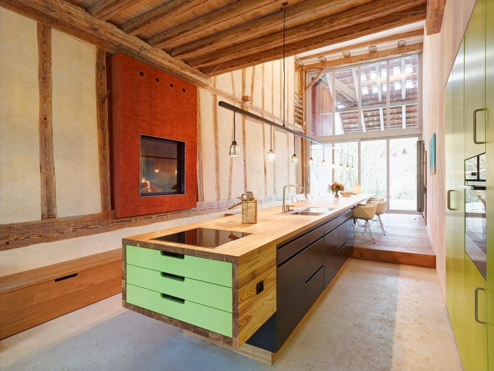 bauen modernisieren altbau. Black Bedroom Furniture Sets. Home Design Ideas